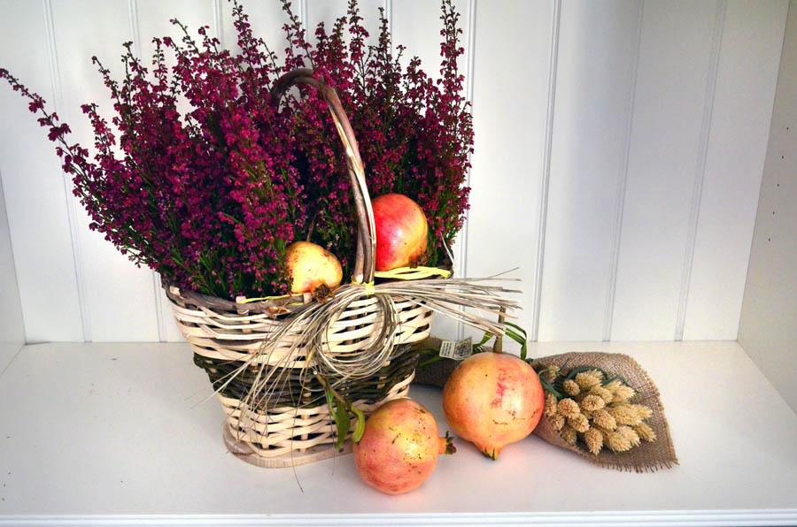 composizione floreale con frutta in stile autunnale (4)