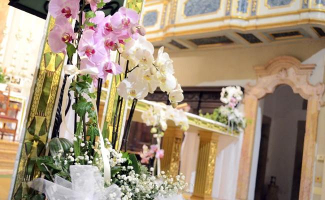 matrimonio con orchidee (3)