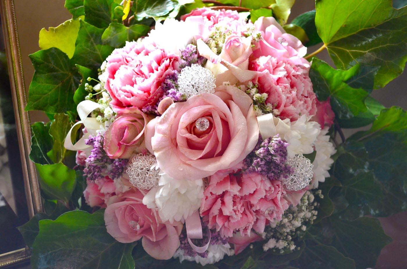 bouquet per sposa brescia bottega del fiorela bottega
